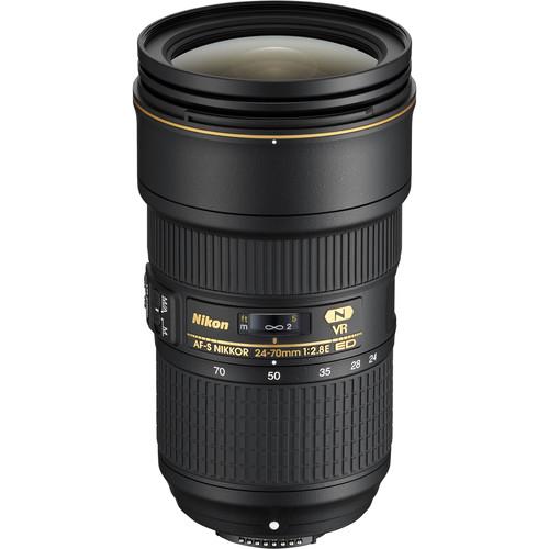 قیمت و خرید لنز نیکون Nikon AF-S NIKKOR 24-70mm f/2.8G ED