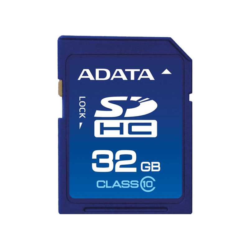 قیمت و خرید رم اس دی ۳۲ گیگ ای دیتا ADATA Premier V10 C10 U1 100MB/s رم اس دی ای دیتا مدل Premier استاندارد U1 ظرفیت ۳۲ گیگابایت ظرفیت ۳۲ گیگابایتی با سرعتی معادل ۱۰۰MB/s مقاوم در برابر شوک، آب، اشعه ایکس و نیروی مغناطیسی حافظه از نوع SDHC با استاندارد سرعت U1 و کلاس کاری ۱۰