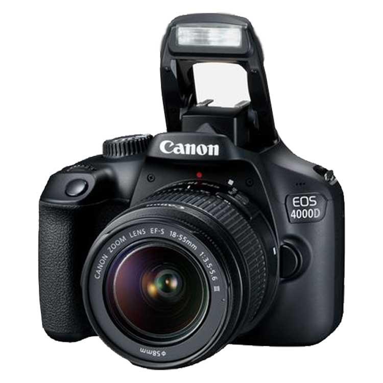 قیمت و خرید دوربین دیجیتال کانن Canon EOS 4000D Kit EF-S 18-55mm IS II