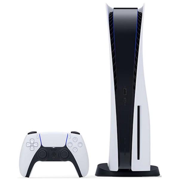 قیمت و خرید کنسول بازی سونی مدل Playstation 5 ظرفیت 1 ترابایت