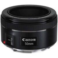 قیمت و خرید لنز کانن EF 50mm f/1.8 STM ( کارکرده )