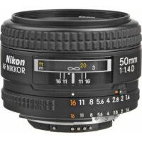 قیمت و خرید لنز نیکون Nikon AF NIKKOR 50mm f/1.8D