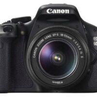 قیمت و خرید دوربین دیجیتال کانن 600D با لنز 18-55 IS II ( کارکرده )