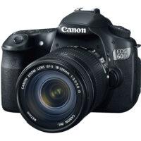 قیمت و خرید دوربین دیجیتال کانن 60D با لنز 18 135 IS ( کارکرده )