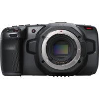 قیمت و خرید دوربین فیلم برداری بلک مجیک Blackmagic Pocket Cinema Camera 6K-Canon EF