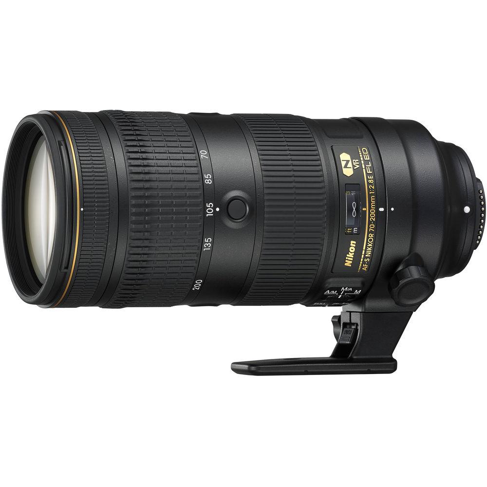 قیمت و خرید لنز نیکون Nikon AF-S NIKKOR 70-200mm f/2.8E FL ED VR