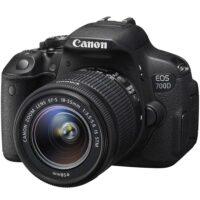 قیمت و خرید دوربین دیجیتال کانن مدل EOS 700D Kit 18-55mm IS STM ( کارکرده )