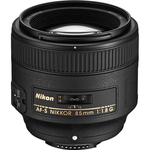 قیمت و خرید لنز نیکون 85mm F/1.8G AF-S