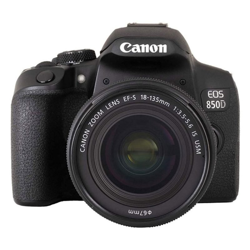 قیمت و خرید دوربین دیجیتال کانن مدل EOS 850D به همراه لنز 18-135 میلی متر IS USM
