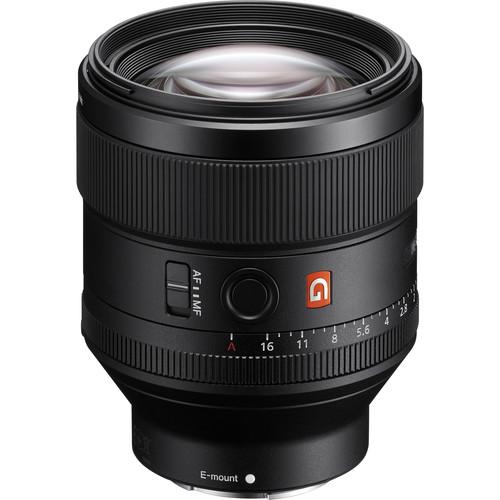 قیمت و خرید لنزسونی Sony FE 85mm f/1.4 GM