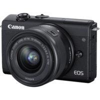 قیمت و خرید دوربین دیجیتال بدون آینه کانن Canon EOS M200 Kit 15-45mm Stm-Black