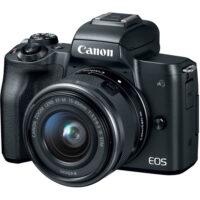 قیمت و خرید دوربین بدون آینه کانن Canon EOS M50 kit 15-45mm