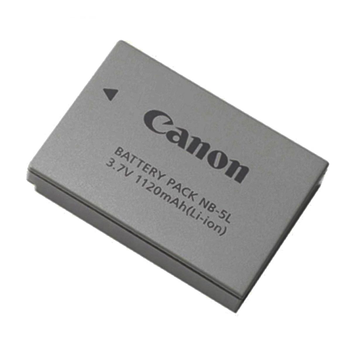 قیمت و خرید باتری دوربین کانن مدل Canon NB-5L
