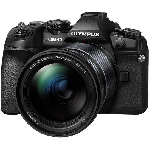 قیمت و خرید دوربین دیجیتال بدون آینه الیمپوس مدل OM-D E-M1 Mark II