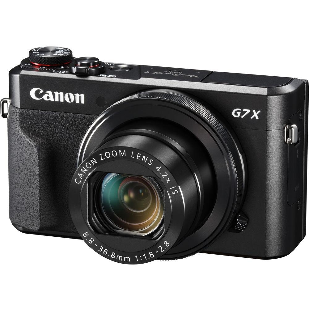 قیمت و خرید دوربین دیجیتال کانن G7X Mark II