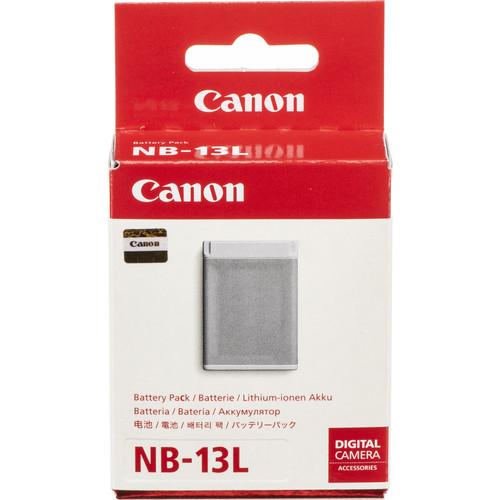قیمت و خرید باتری لیتیومی دوربین کانن Canon NB-13L