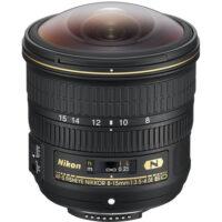قیمت و خرید لنز نیکون Nikon AF-S NIKKOR 8-15mm f/3.5-4.5E ED Fisheye