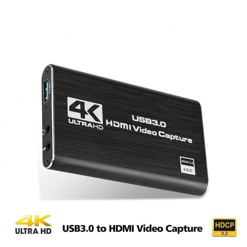 قیمت و خرید کارت کپچر اکسترنال HDMI به USB 3.0