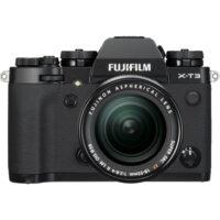 قیمت و خرید دوربين بدون آينه فوجي فيلم Fujifilm X-T3 Kit 18-55mm Black