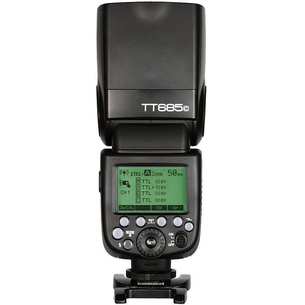 قیمت و خرید فلاش گودکس Godox TT685-C TTL Flash