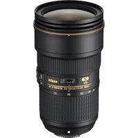 قیمت و خرید لنز نیکون Nikon AF-S NIKKOR 24-70mm f/2.8E ED VR Lens ( کارکرده )