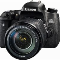 قیمت و خرید دوربین دیجیتال کانن 760D با لنز STM 18-135 ( کارکرده )
