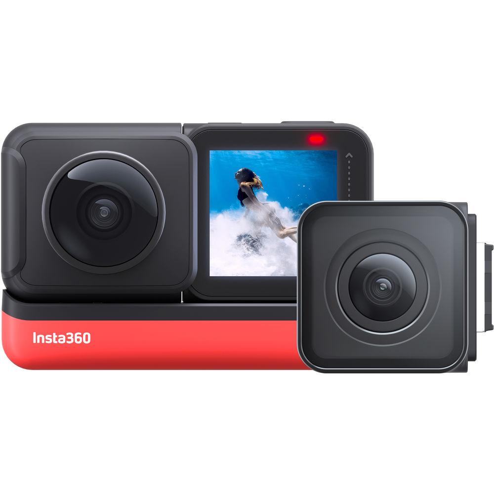 قیمت و خرید دوربین اینستا 360 ONE R TWIN EDITION با وضوح Super 5.7K ، با استفاده از H.265 ، پردازش تصویر پیشرفته و استفاده از هوش مصنوعی جزئیات را حفظ می کند و فیلم ها را با کیفیت ضبط می کند. ONE R Twin Edition در حین پرواز از یک دوربین 360 درجه به یک دوربین با زاویه باز 4K 60fps تبدیل می شود به طوری که شما همیشه ابزار مناسبی برای گرفتن تصاویر دارید. در این دوربین تمامی پیکسل ها یکسان خلق نمیشوند. ویژگی Invisible Selfie Stick ONE R به شما امکان می دهد هنگام استفاده از Dual-Lens 360 Mod برای زوایای هوایی با یک حرکت مچ دست فیلم بگیرید. سوژه خود را با یک ضربه یا یک دستور صوتی هنگام عکاسی در 360 درجه انتخاب کنید. به لطف الگوریتم جدیدی برای تشخیص صحنه ، فیلم های شما حتی در نور کم نیز واضح و ثابت ثبت میشوند. هوش مصنوعی در دوربین اینستا 360 ONE R TWIN EDITION الگوریتم ردیابی با هوش مصنوعی ONE R سوژه را در قاب مرکزی دوربین قفل نگه می دارد. حتی وقتی موانع خط دید شما را می شکنند ، Deep Track به محض ظهور مجدد سوژه ، از آن عکاسی میکند. امکان Shot Lab ویرایش های خلاقانه ای را برای شما ایجاد میکند. لحظات کلیدی را با سرعت آهسته ضبت کنید همچنین میتوانید سرعت را افزایش دهید. عکسبرداری در دوربین اینستا 360 امکان و چشم انداز بی نهایت را به شما می دهد. با ویرایشگر کامل برنامه ONE R دست به کار شوید و تصاویر را ویرایش کنید یا اجازه دهید FlashCut این کار را برای شما انجام دهد. FlashCut از AI برای یافتن بهترین عکسهای شما و ایجاد کلیپ های سینمایی آماده برای به اشتراک گذاری استفاده می کند. با Insta360 Studio ، یک ویرایشگر دسک تاپ قدرتمند که به صورت استاندارد با ONE R ارائه می شود تصاویرتان را ویرایش کنید. حالت های پیشرفته ONE R دوربین اینستا 360 ONE R TWIN EDITION از ضبط HDR برای عکس و فیلم پشتیبانی می کند. هایلایت ها ، سایه ها و هر آنچه که در این بین قرار دارد درست همانطور که می بینید در تصویر ضبط میشوند. حالت Starlapse به طور خودکار تنظیمات نوردهی را تنظیم می کند تا درخشندگی آسمان را هنگام شب ثبت کند. Color Plus به طور خودکار فیلم های شما را درجه بندی می کند. ONE R Twin Edition با سرعت 360 درجه در سرعت 3K 100 فریم در ثانیه یا فیلمبرداری با زاویه دید 1080p با سرعت 200 فریم بر ثانیه تصاویر ر