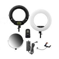 قیمت و خرید رینگ لایت ویتاکون Vitacon Ring light LF-480D با صفحه نمایش