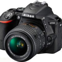 قیمت و خرید دوربین d5500 با لنز 18-55