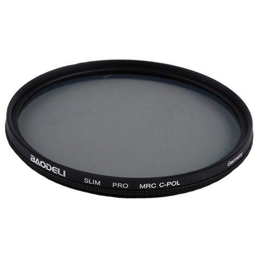 قیمت و خرید فیلتر لنز baodeli 49mm