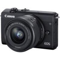قیمت و خرید دوربین دیجیتال بدون آینه کنون Canon EOS M200 Kit 15-45mm ( کارکرده )